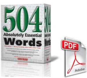 طرز یادگیری لغات 504 به روش کدینگ (ویرایش جدید)